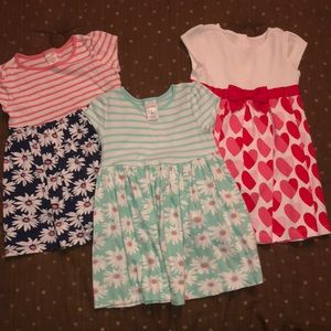 Gymboree dresses size 3T